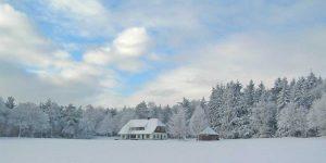 Barg Willem winter sneeuw